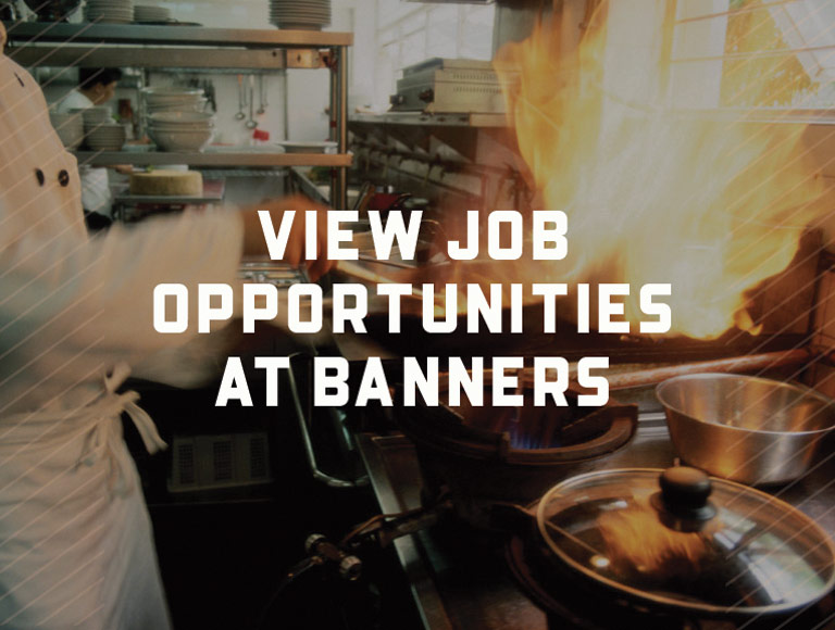View job opportunities at Banners in Boston