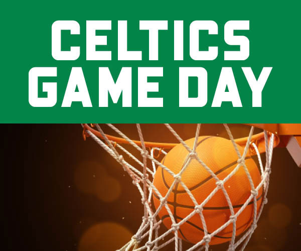 Celtics Game Day at Banners
