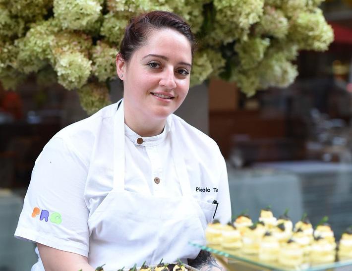 Chef Christina Towers