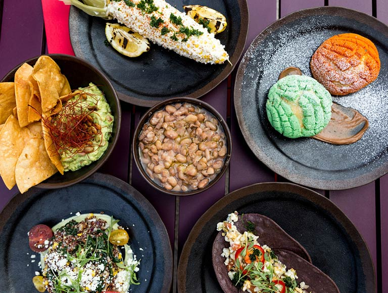 Authentic Mexican Cuisine, Cocina Roja, Los Angeles