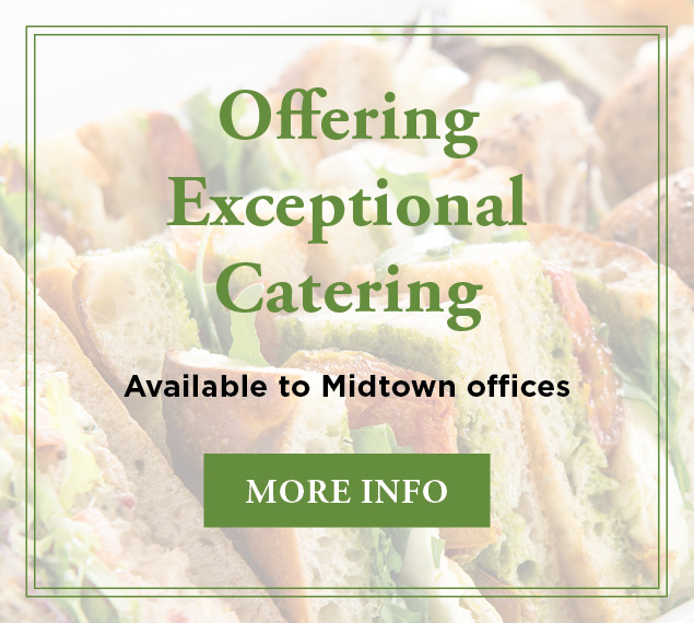 Learn More About Catering from Cucina Rock Center