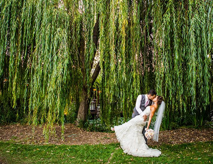 Descanso Gardens Wedding