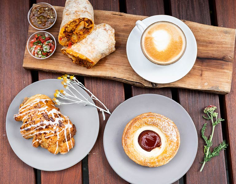 Weekday Breakfast Menu, Segerstrom Center for the Arts