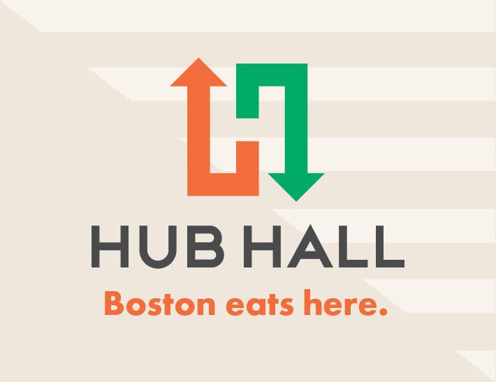 Hub Hall   Boston eats here.