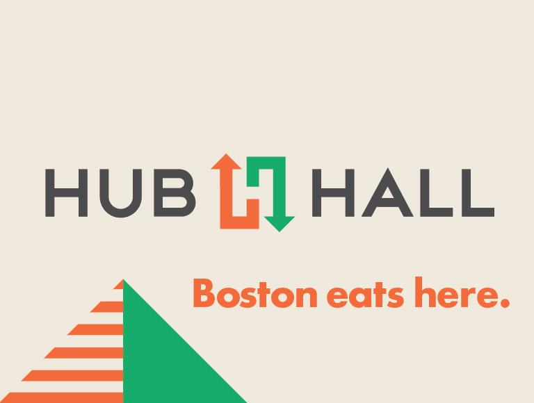 Hub Hall | Boston Eats Here.