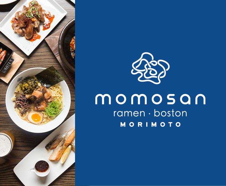 Momosan Ramen Boston by Morimoto at Hub Hall in Boston, MA