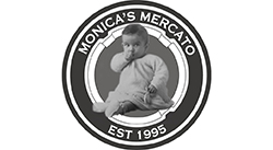 Monica's Mercato logo