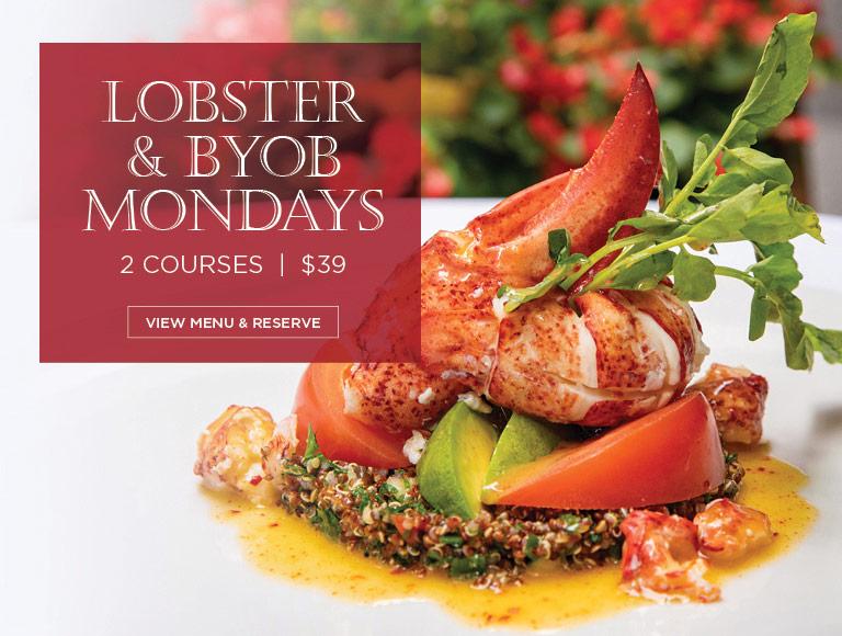 View Menu & Reserve | Lobster & BYOB Mondays at La Fonda del Sol in Midtown NYC | 2 Courses for $39