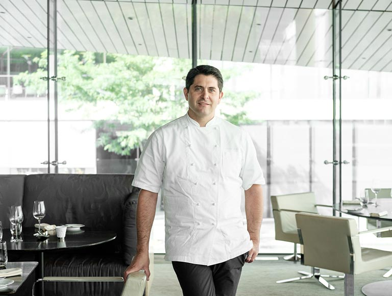 Chef Shea Gallante, Lincoln Ristorante