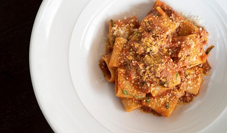 Private Events near Lincoln Center - plated pasta