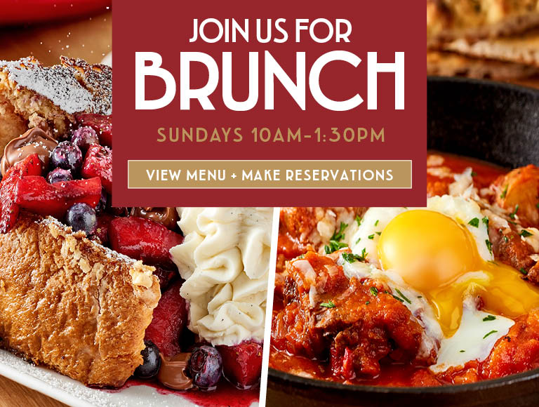View Menu + Make Reservations   Brunch at Maria & Enzo's in Disney Springs   Sundays, 10AM-1:30PM