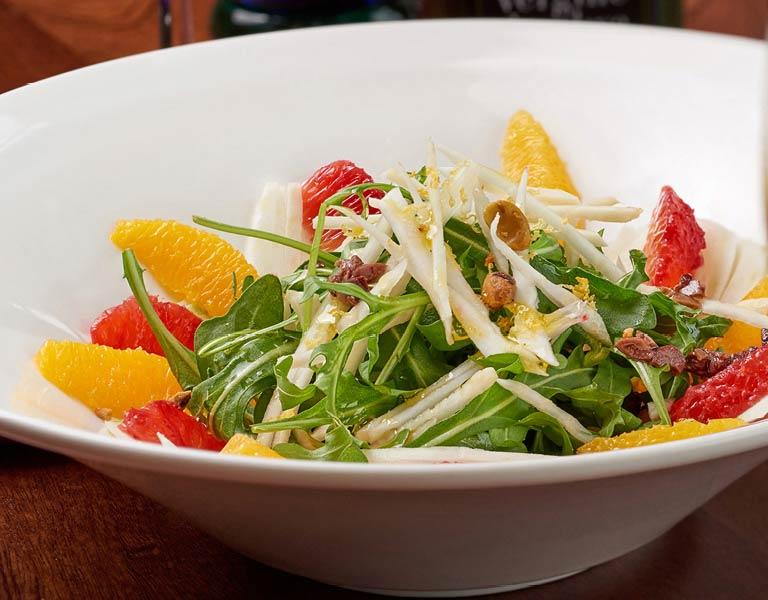 fresh salads, Disney Springs restaurant