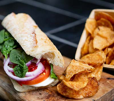 Fresh Sandwiches, Grab-and-Go lunches