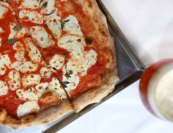 Pizza & Beer, Italian dining, The MetLife Building, NYC