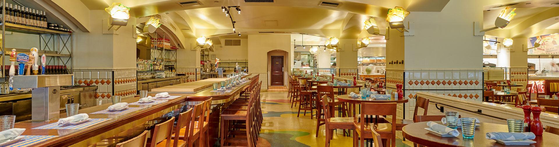 Bar at Naples 45 Ristorante e Pizzeria