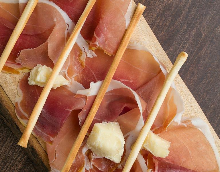 Prosciutto-e-Grana, Italian appetizers, Anaheim dining