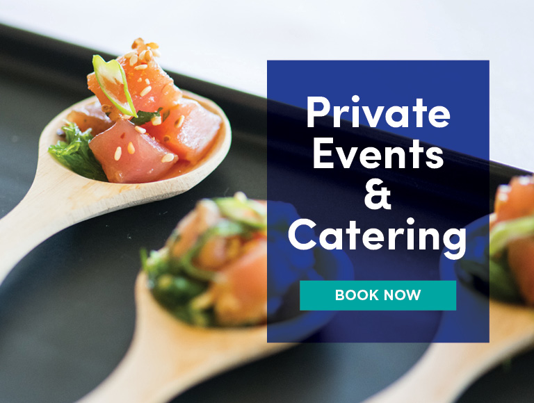 Book Now | Private Events & Catering