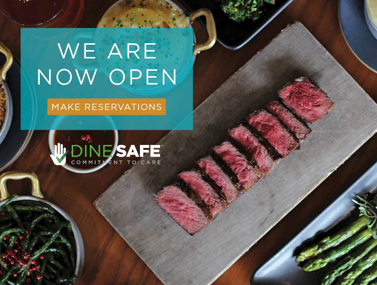 Nick + Stef's LA is now open