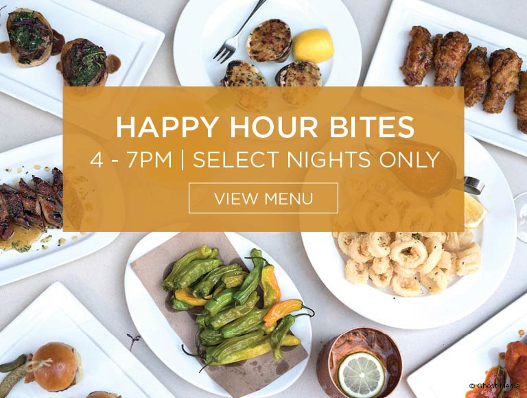 Happy Hour Bites near Madison Square Garden