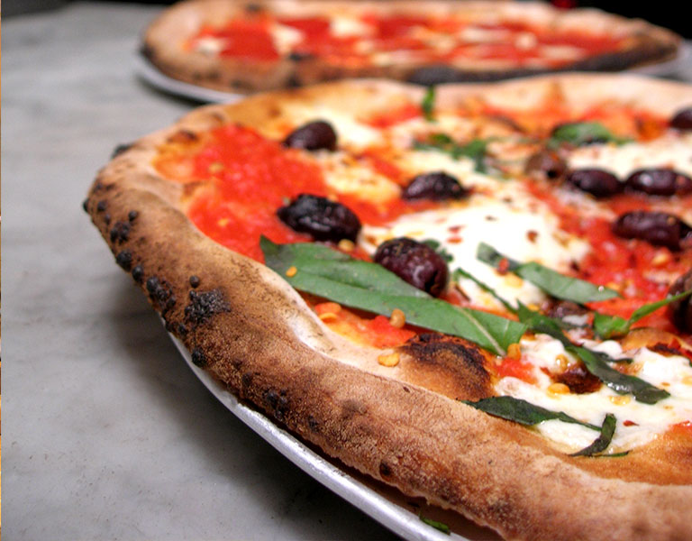 Livingston Pizza