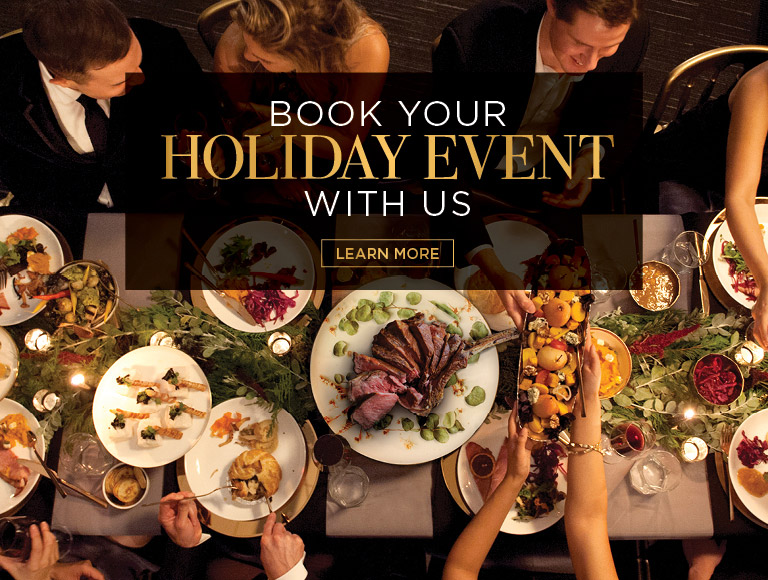 Learn More | Book your holiday event with us