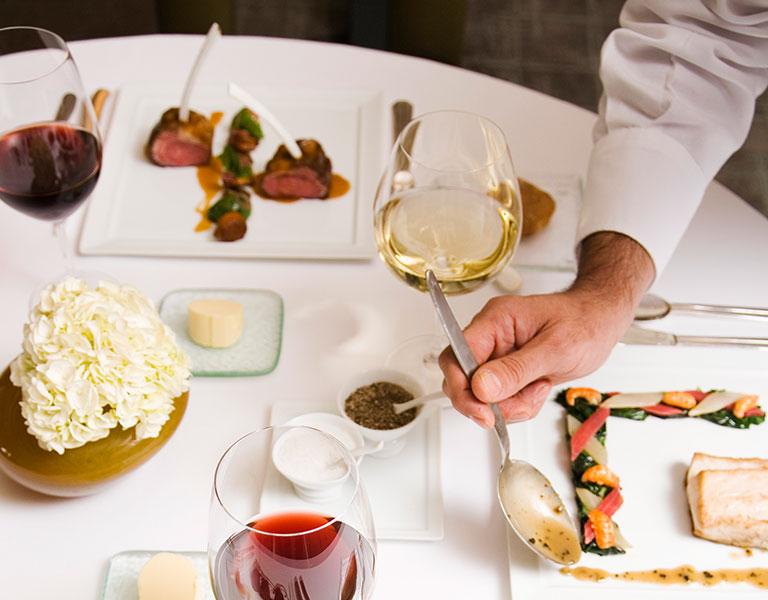 Los Angeles Michelin Star Restaurants