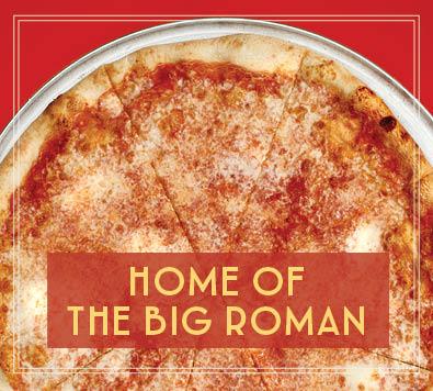 Home of The Big Roman