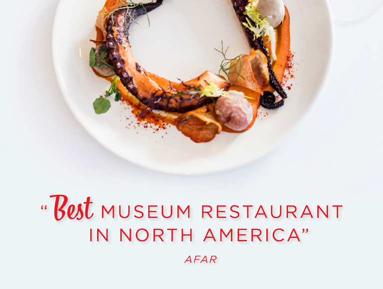 Restaurants Near LACMA