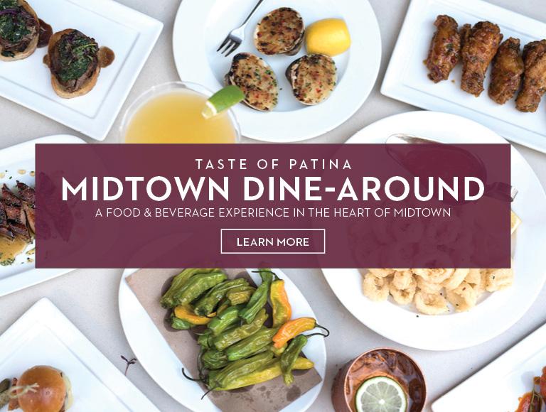Learn More | Taste of Patina Midtown Dine-Around | Restaurants in Midtown NYC