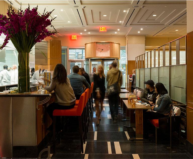 Empire State Building Restaurant