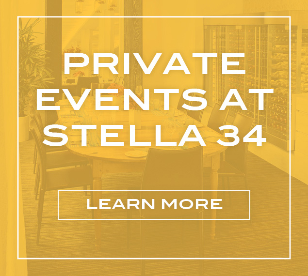 Learn More | Private Events at Stella 34