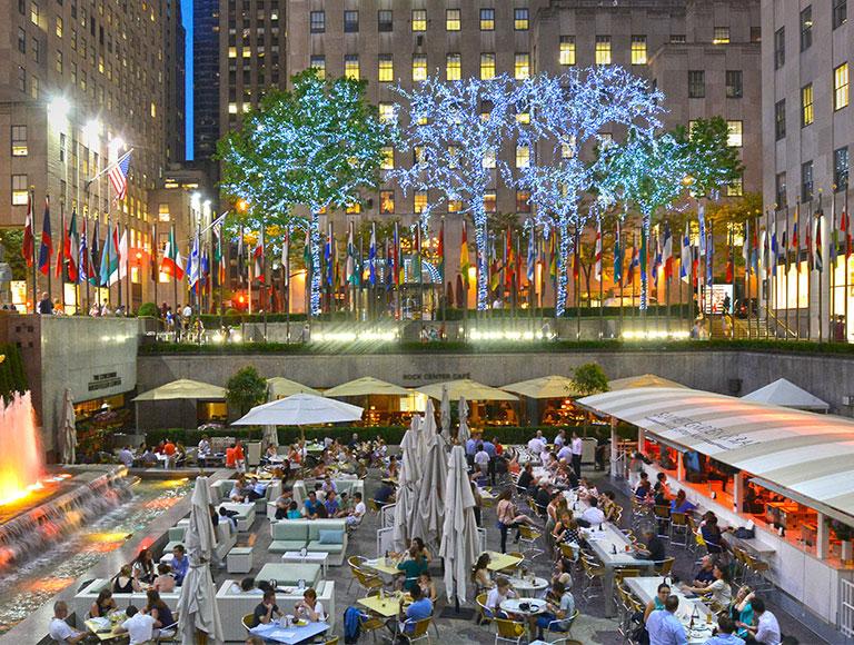 Outdoor Bar NYC