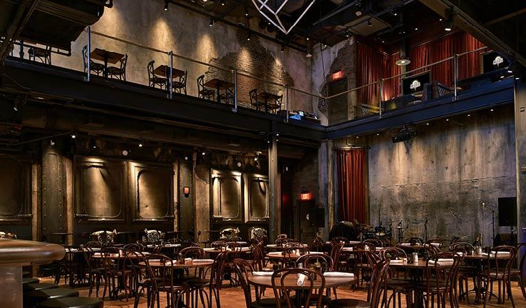 The Edison Bar & Restaurant, Disney Springs