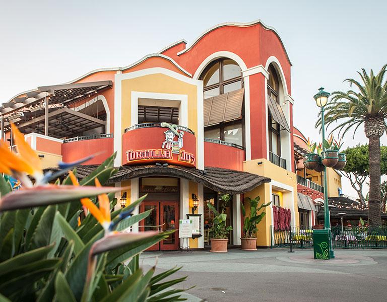 Downtown Disney Anaheim Restaurant