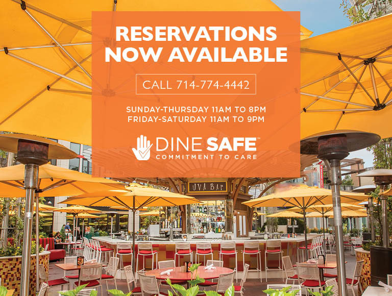 Reservations are now available at Uva Bar