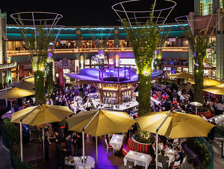 Downtown Disney Bar