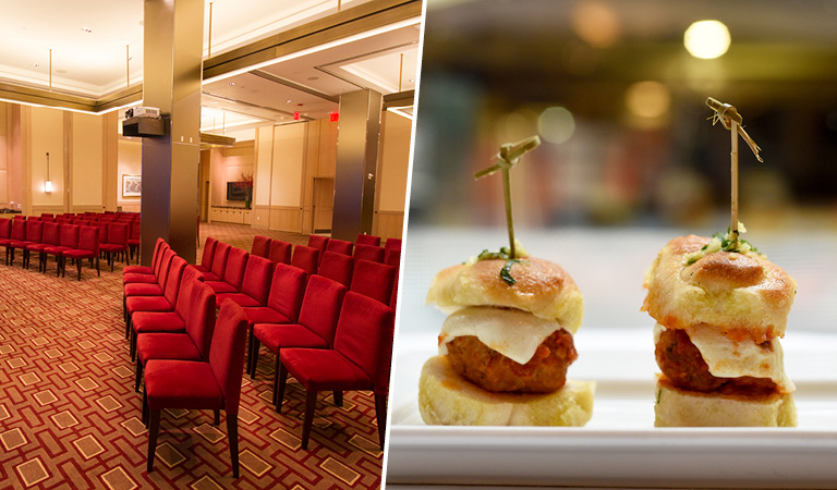 Vanderbilt Suites private event space in midtown NYC