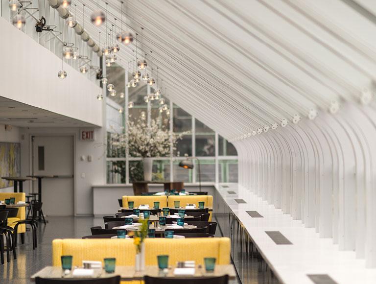 Yellow Magnolia Cafe Interior