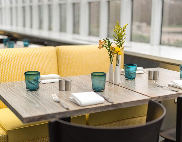 Yellow Magnolia Cafe