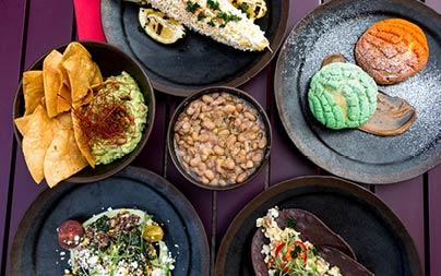Fresh Mexican Cuisine