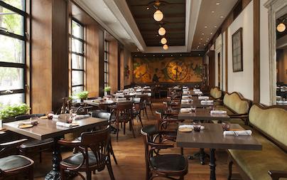 French Restaurant Los Angeles Music Center