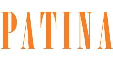 Patina Restaurant logo