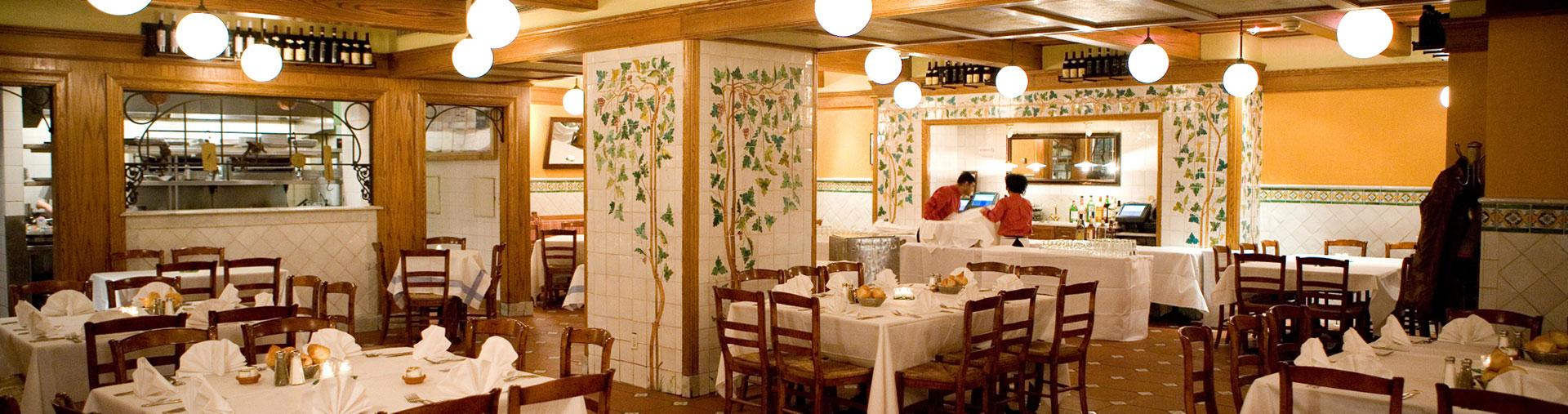 Cucina & Co. dining area
