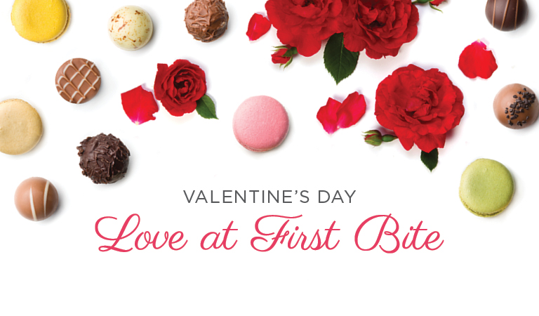 Valentine's Day | Love at First Bite | NYC Valentine's Day Restaurants