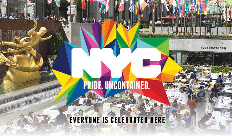 NYC Pride 2019 | Everyone is Celebrated Here
