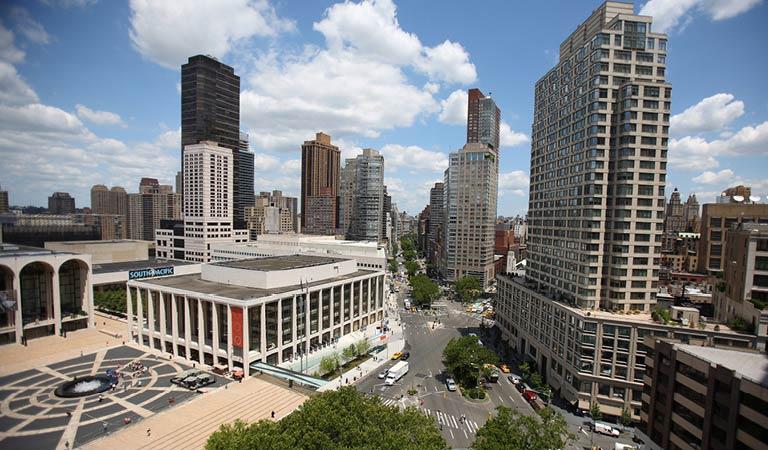 Upper West Side New York City, Restaurants Near Lincoln Center