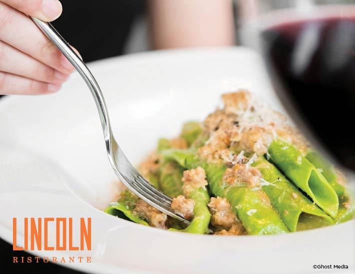 Lincoln Ristorante Cuisine