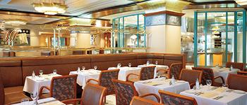 Cafe Centro dining room, New York City Restaurant