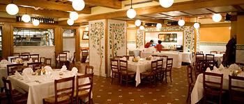 Cucina & Co. dining room, Mediterranean restaurant, NYC