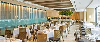 The Sea Grill dining room, Rockefeller Center dining